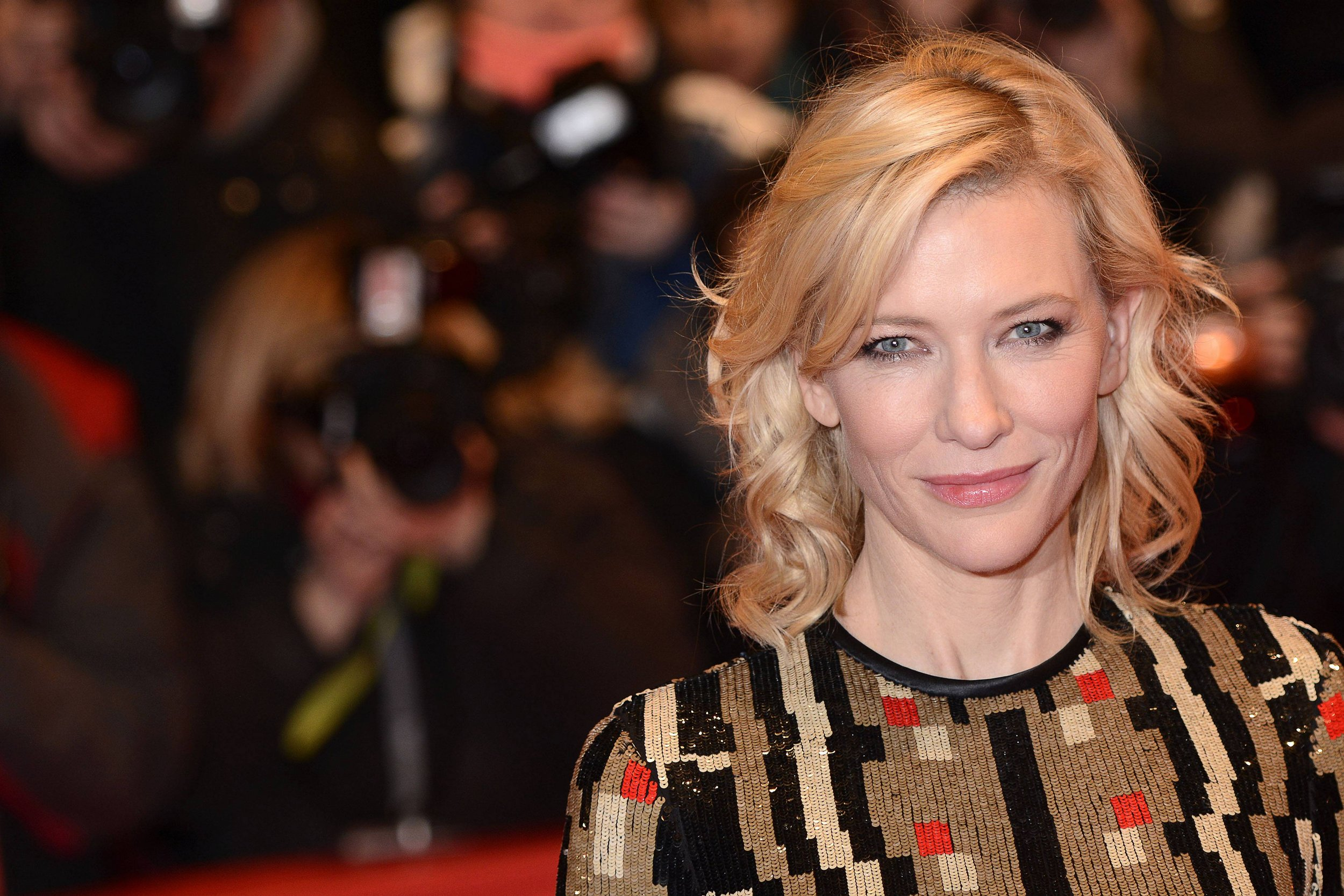 65th Berlinale Film Festival: Cinderella Premiere, Press Conference & Photocall Images