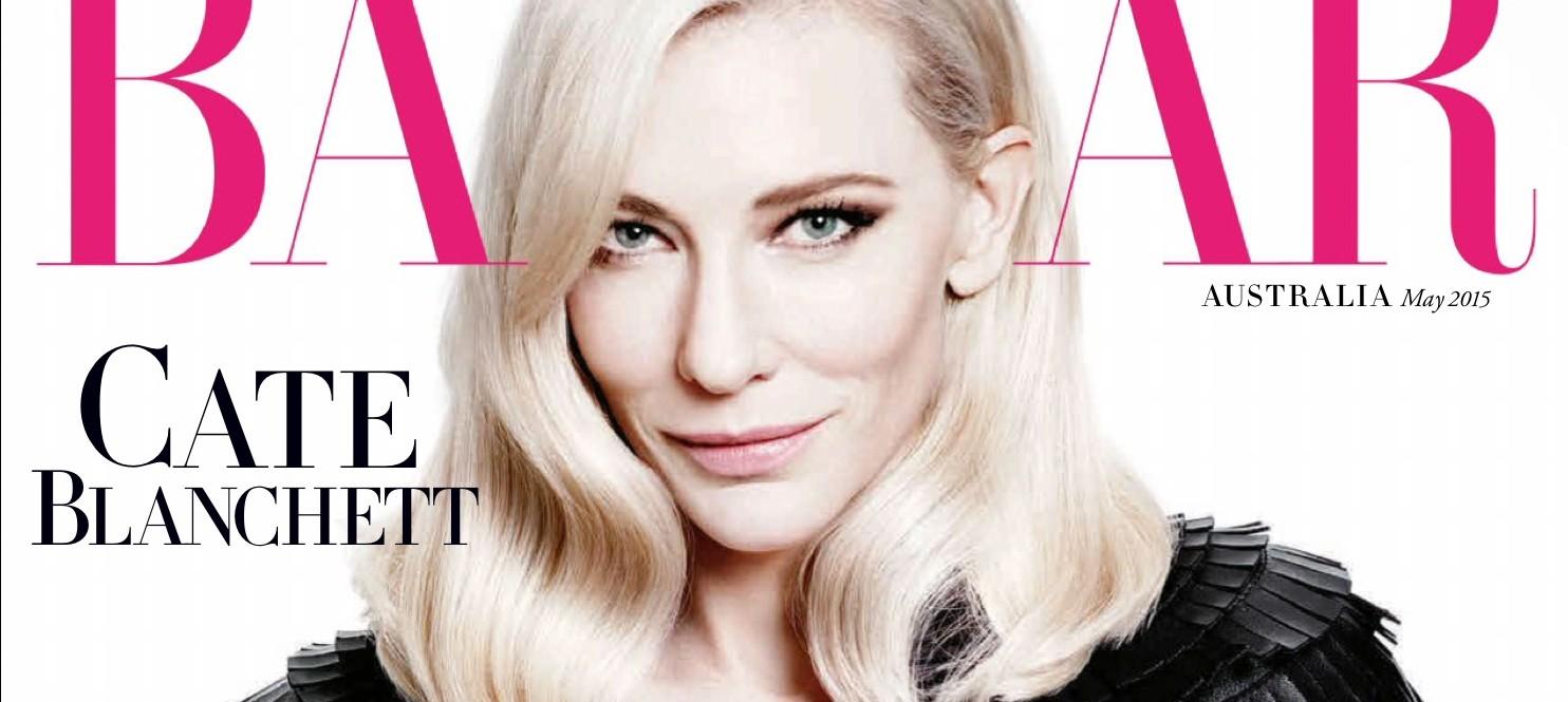 Harper's Bazaar Australia May 2015 Scans