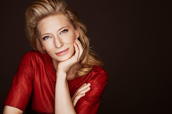 Cate Blanchett launched the new SK-II #changedestiny campaign
