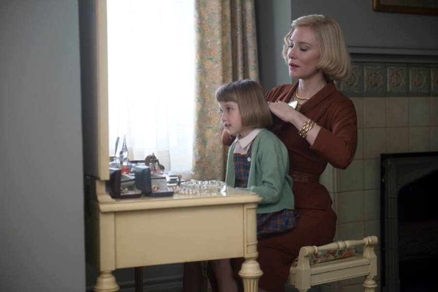"New stills for ""Carol"""