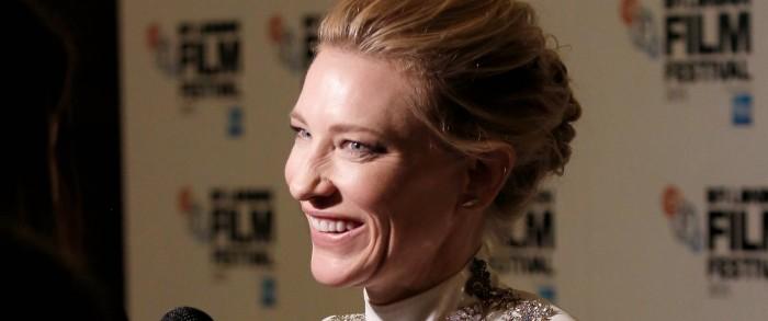 "BFI – London Film Awards – Cate Blanchett honored with ""BFI Fellowship Award"""