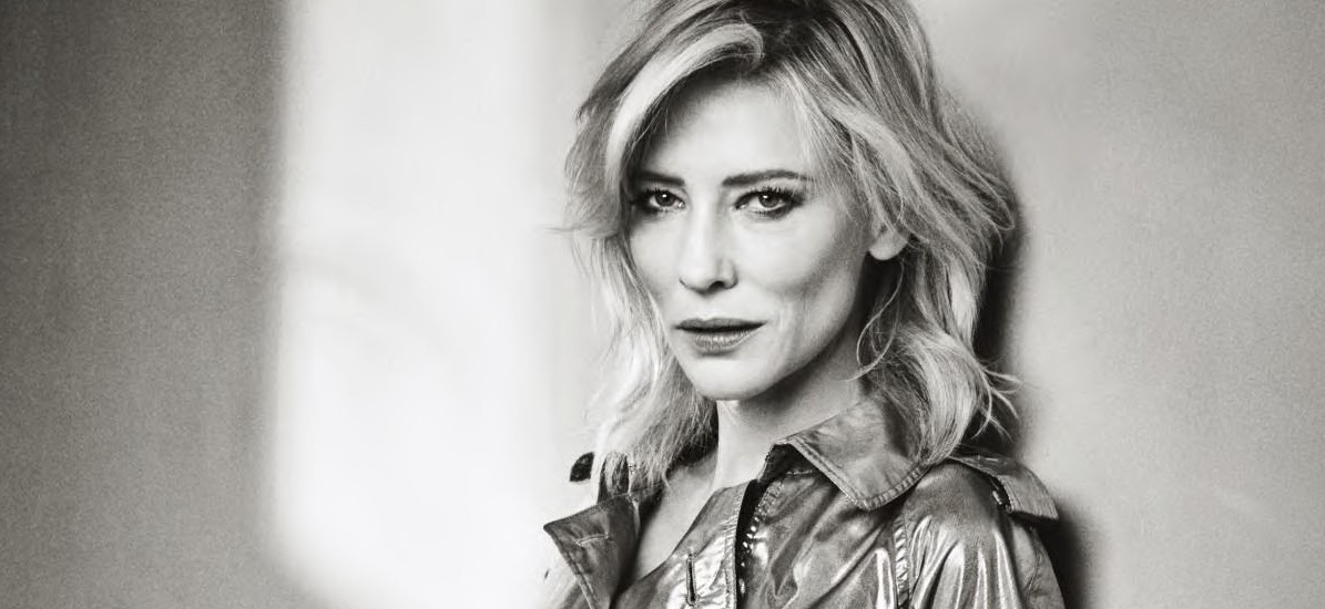 Cate Blanchett Feature on GQ US December