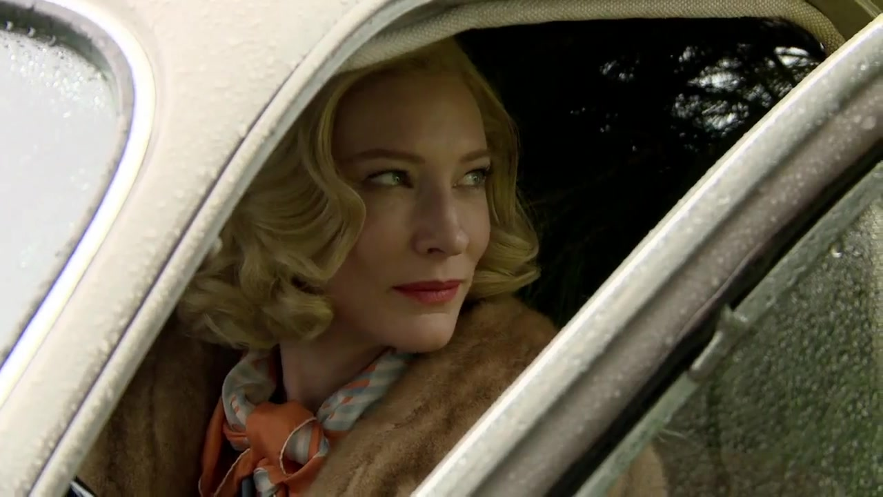 Carol – New clip, b-roll and on-set interview!