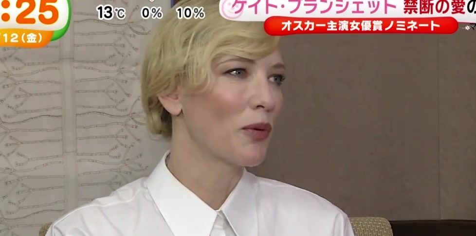 Carol – New press junket interviews from Japan