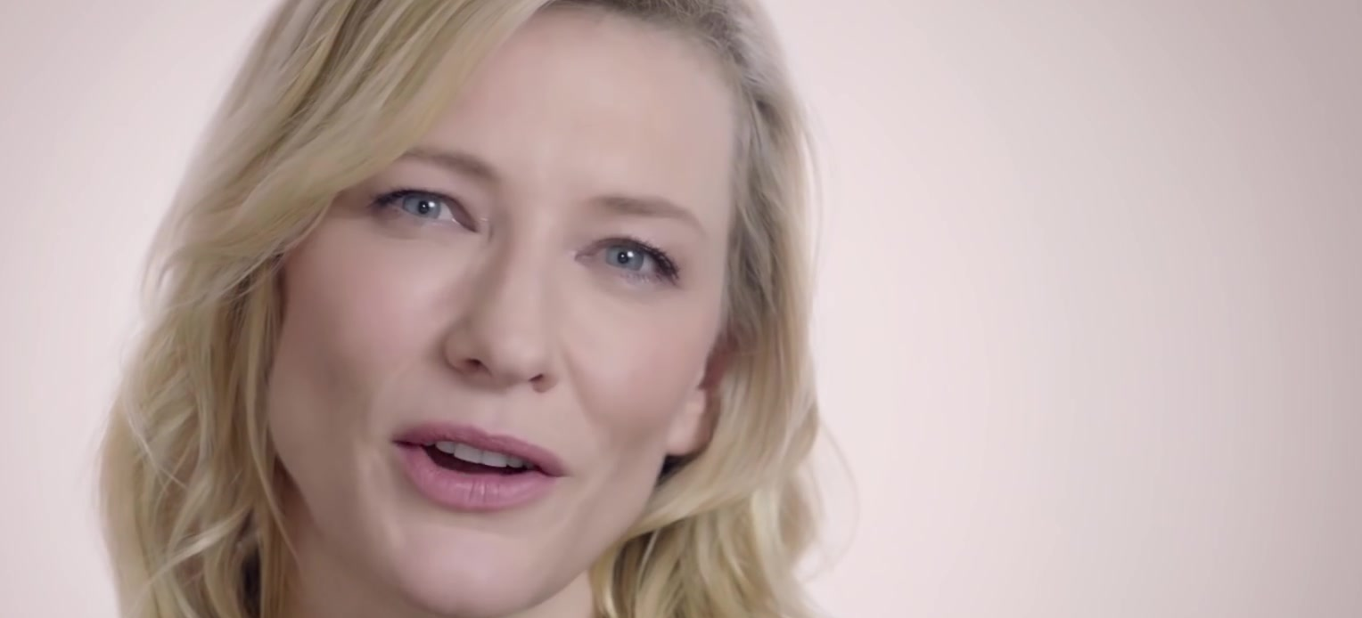 Cate Blanchett introduces 'The Sì Women's Circle'