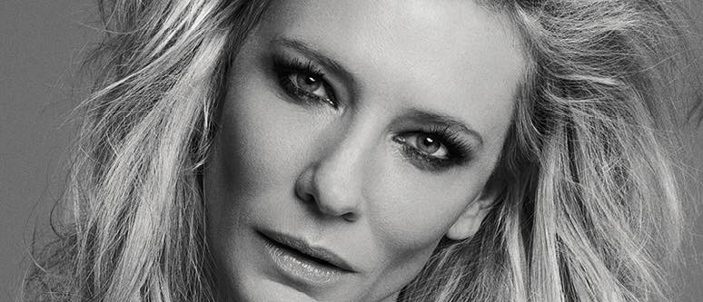 Cate Blanchett poses for V Magazine