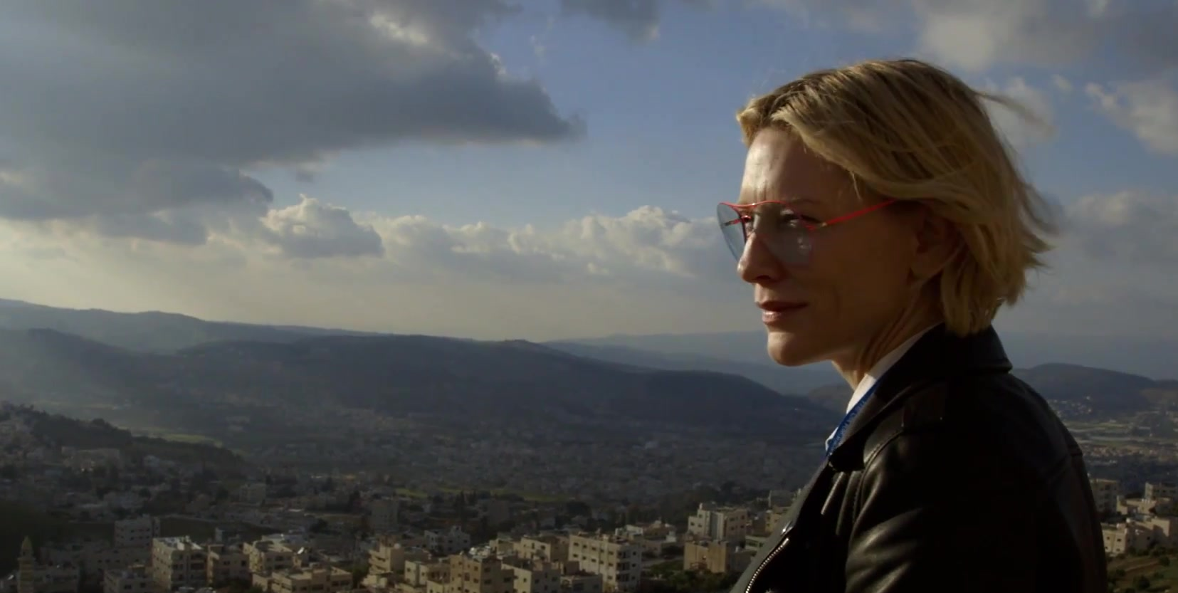 Cate Blanchett becomes global Goodwill Ambassador for UNHCR and visit refugees camp in Jordan