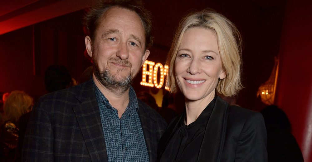 Cate Blanchett attends Dancer Screening in London