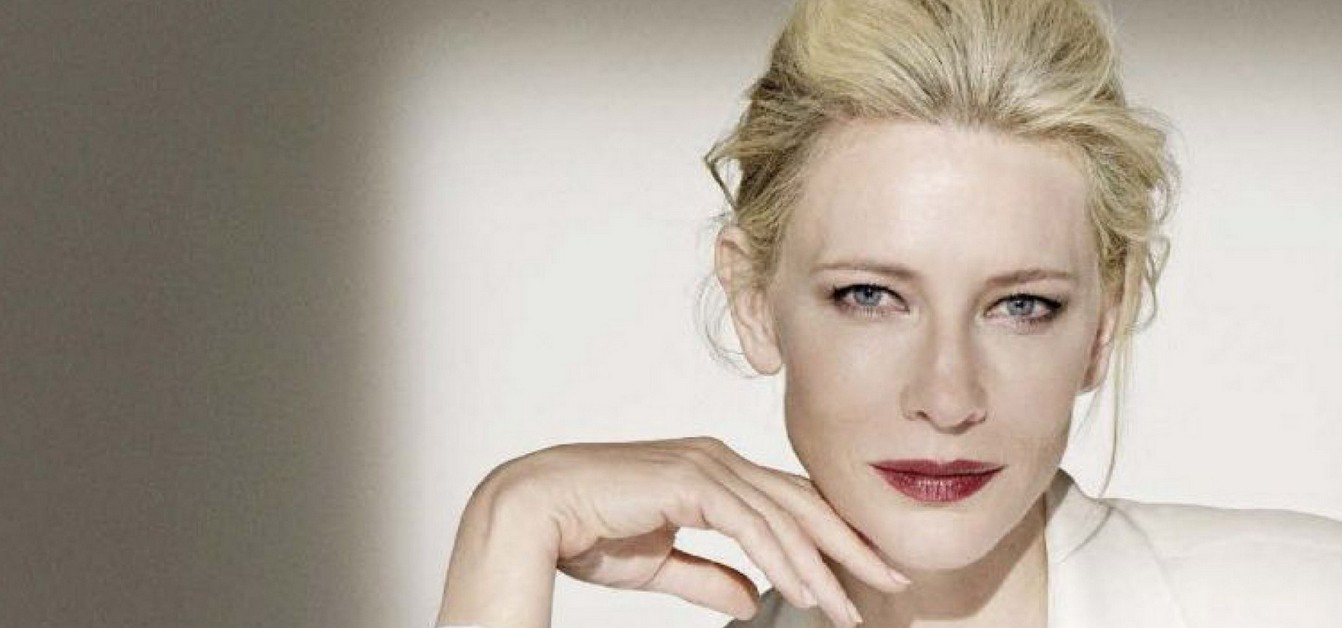 Cate Blanchett speaks with Vanity Fair Italy