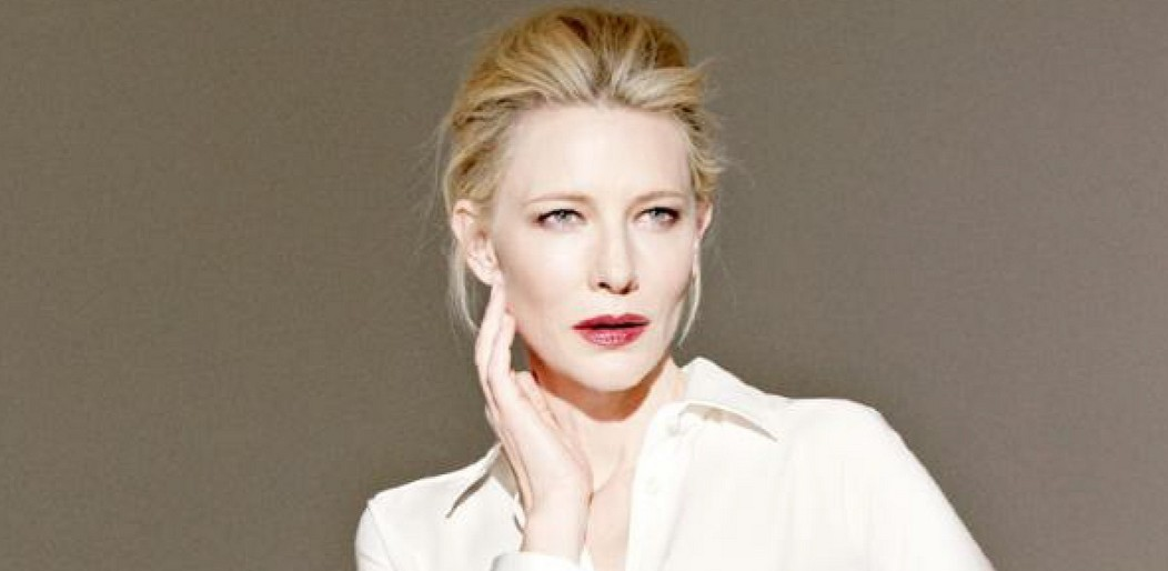 Cate Blanchett interviewed by Red Magazine