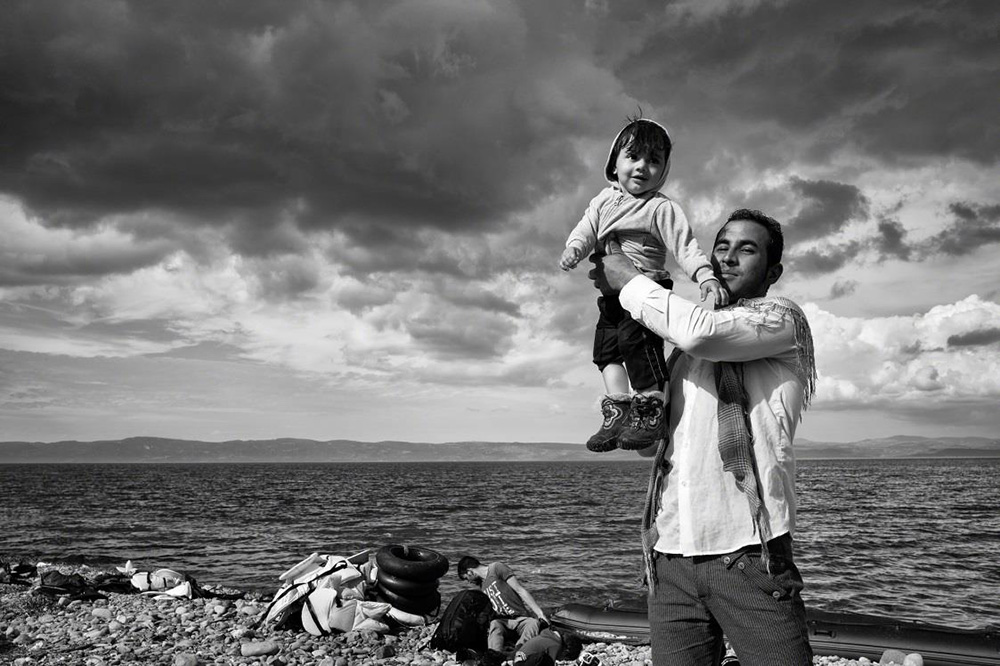'REFUGEE' Photo Exhibit travels to Washington DC in November
