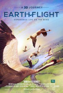 POSTER Earthflight Cate Blanchett