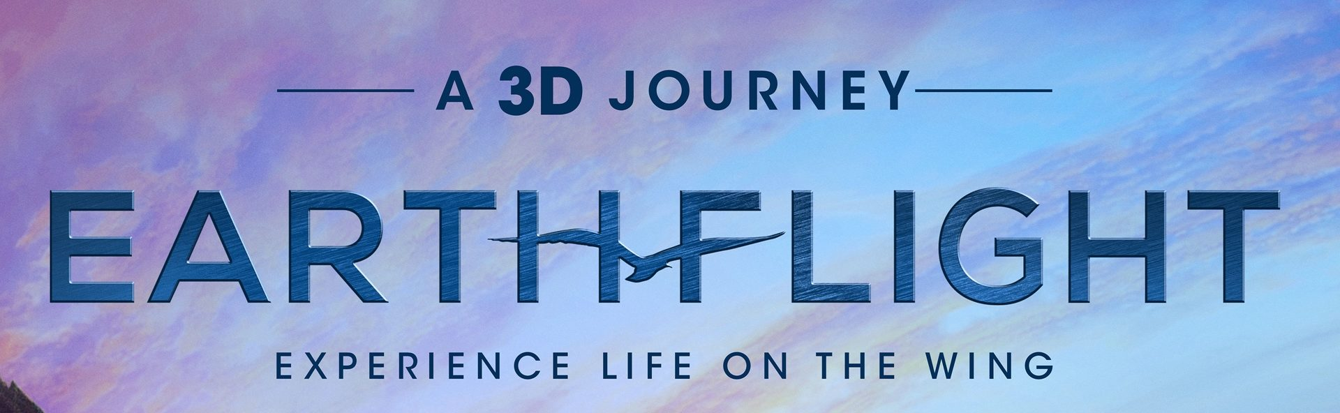 Earthflight 3D – Screenings list