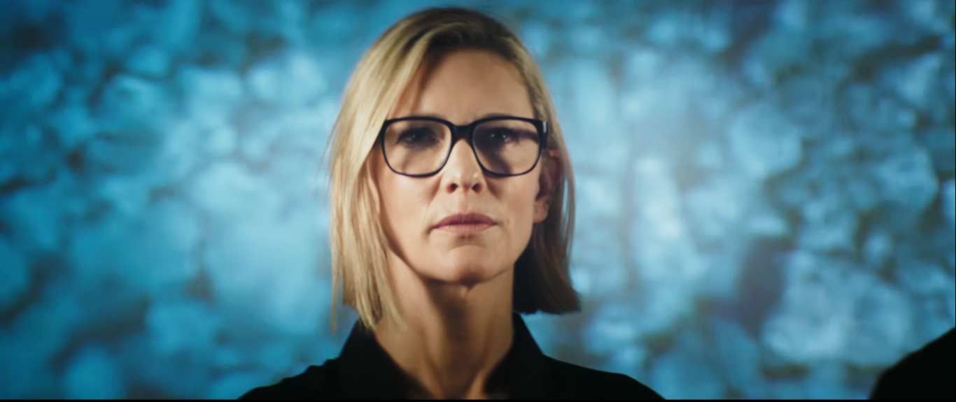 Cate Blanchett talks to Chris Hemsworth about the refugee crisis and launches new video for the #WithRefugees campaign