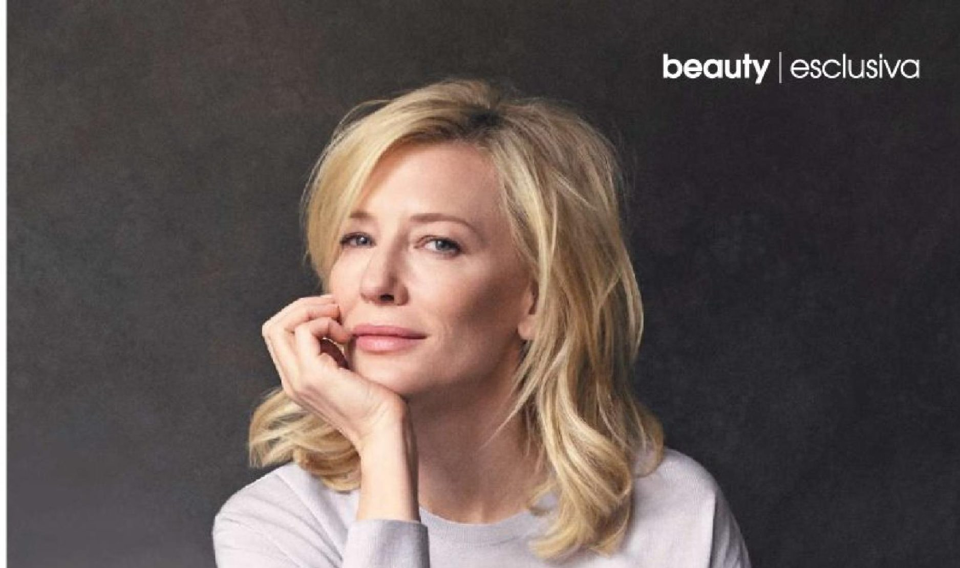 Cate Blanchett interviewed by Marie Claire Italia – November 2016