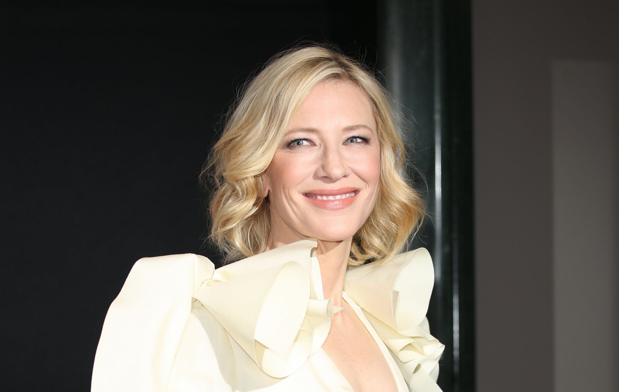 Cate Blanchett on Ocean's Eight, Thor: Ragnarok, Where'd You Go, Bernadette, playing Lucille Ball and her Broadway debut
