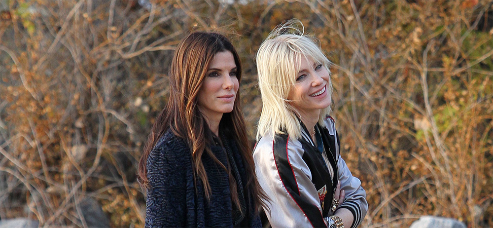 Ocean's Eight Set Pictures Update
