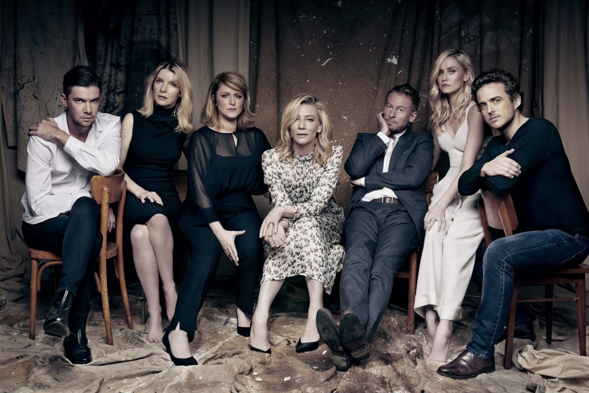 Cate Blanchett and the Cast of The Present will be featured on the LIVE webcast at www.timessquarenyc.org on 12/31!