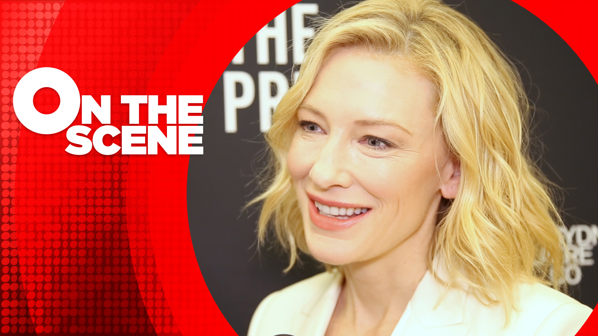 [Video] The Present's Cate Blanchett on Making Her Broadway Debut in Chekhov's Tale of Thwarted Desire.