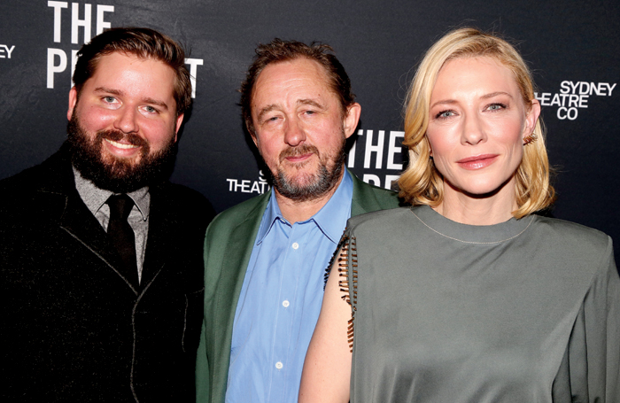 New Interview with Cate Blanchett for The Stage