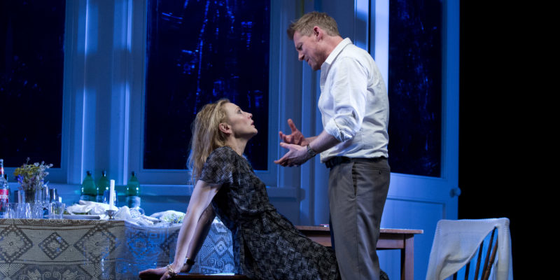 Cate Blanchett on How Her Broadway Debut 'The Present' Resonates With Today's Politics