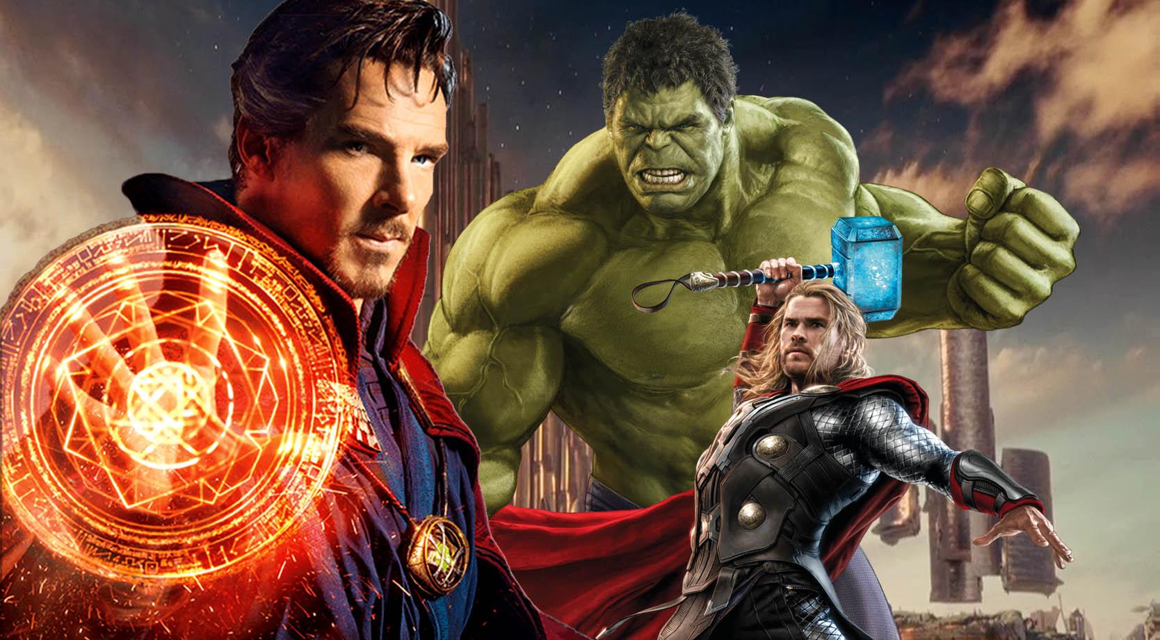 Doctor Strange Confirmed for Thor: Ragnarok
