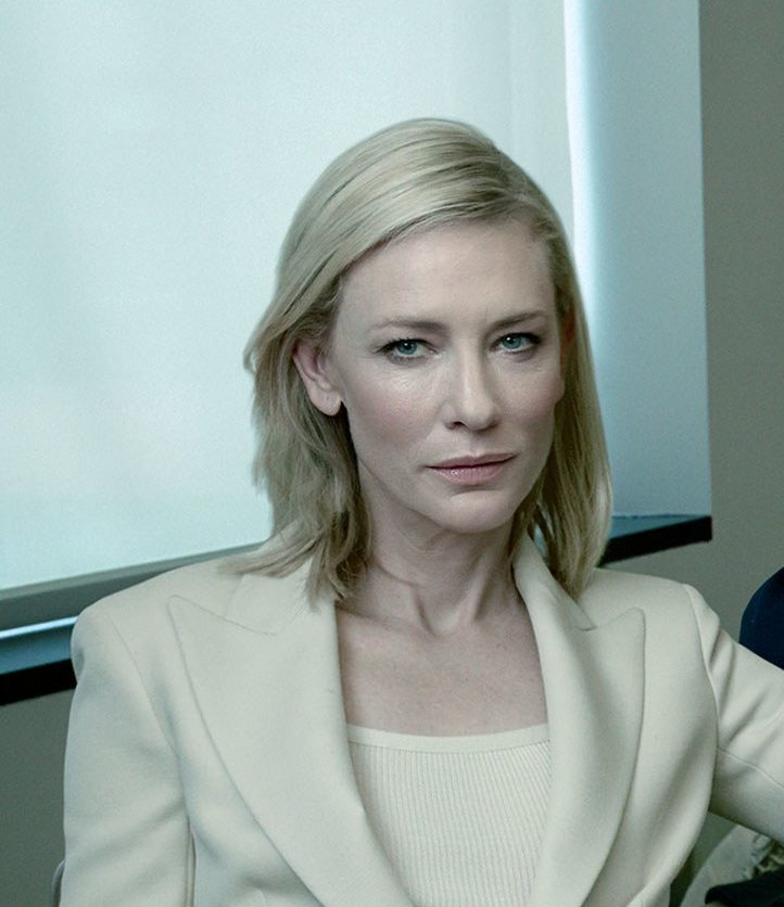 New photo of Cate Blanchett for Vogue Magazine #TheRow