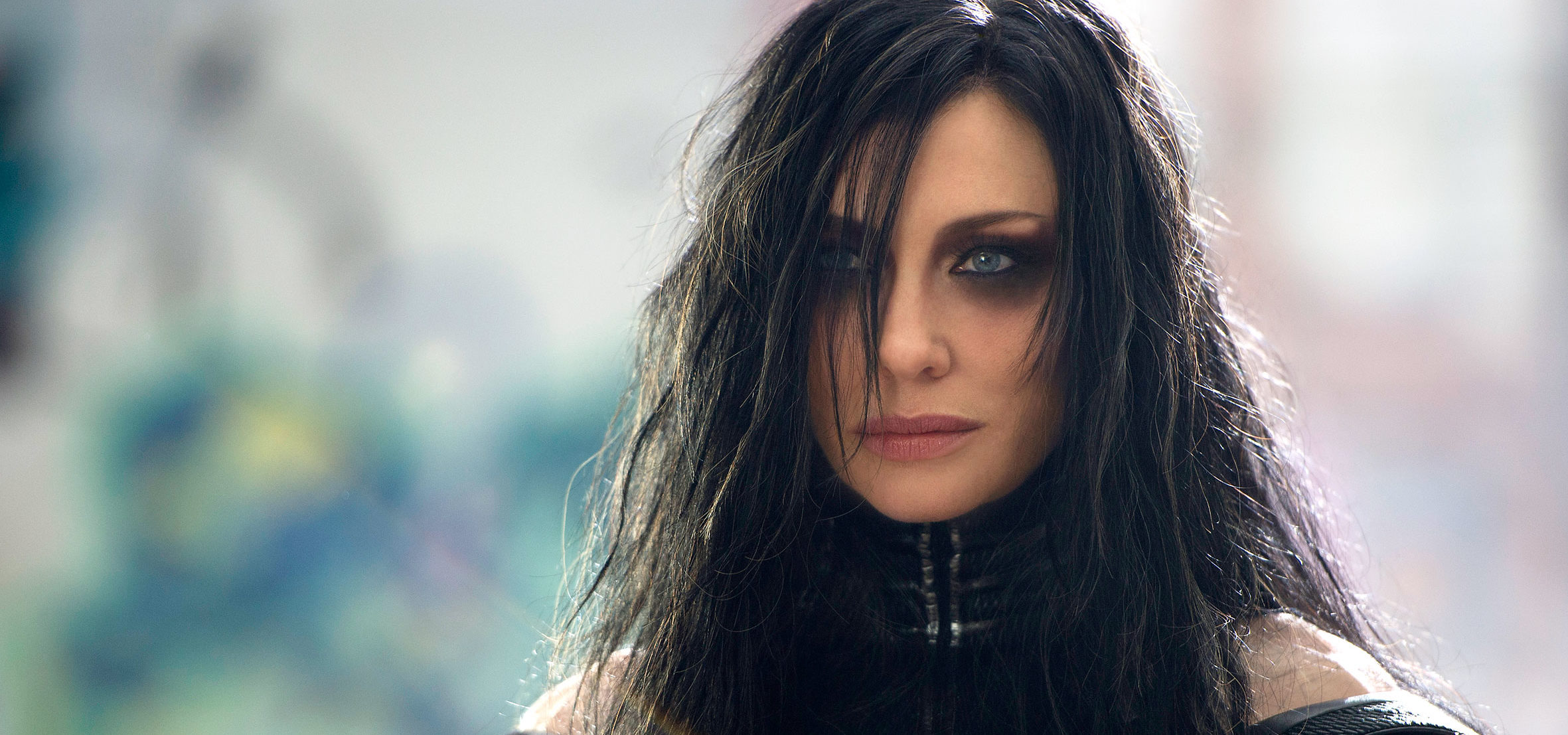 First look at Cate Blanchett as Hela in Thor: Ragnarok