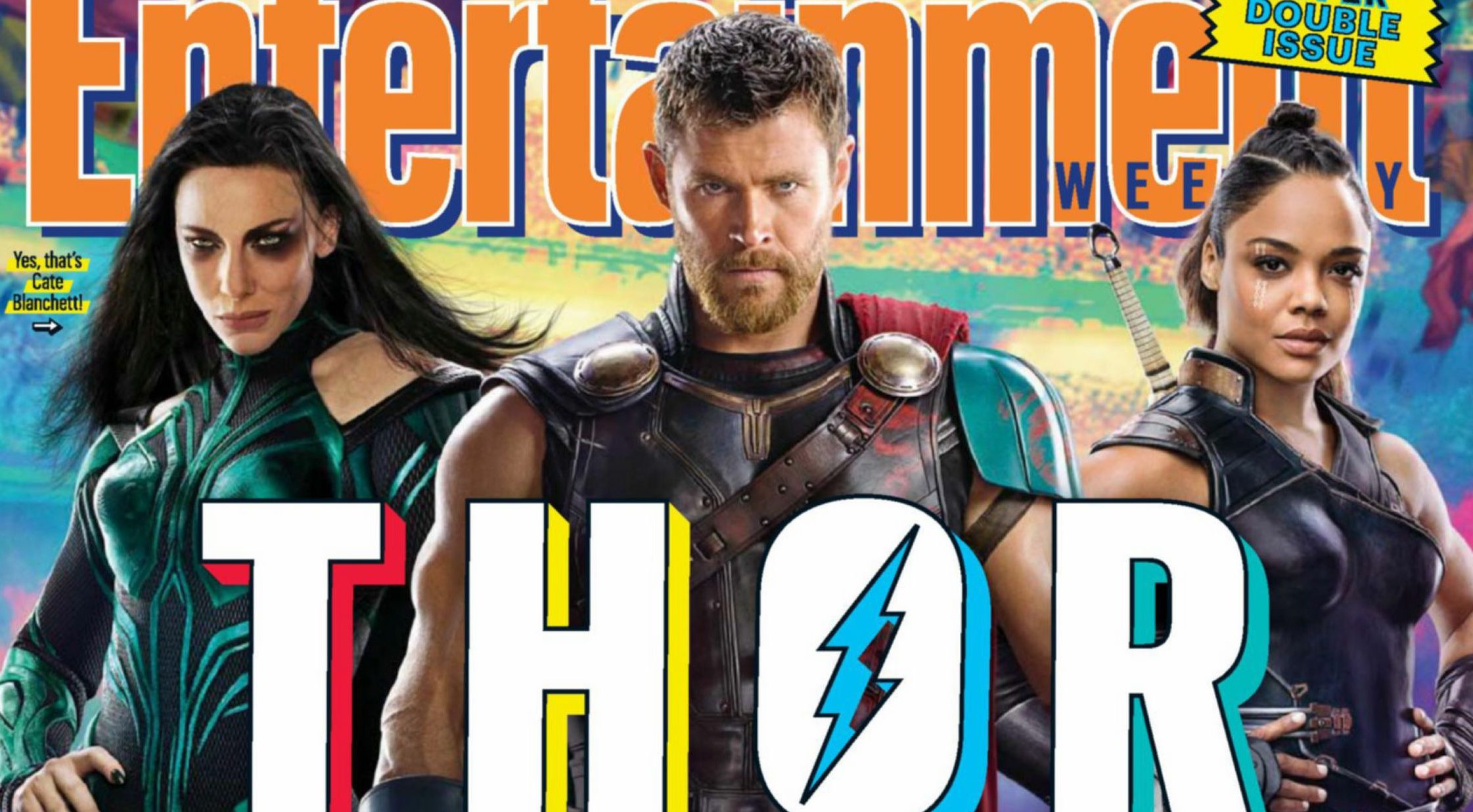 Thor Ragnarok's teaser trailer might be released next week