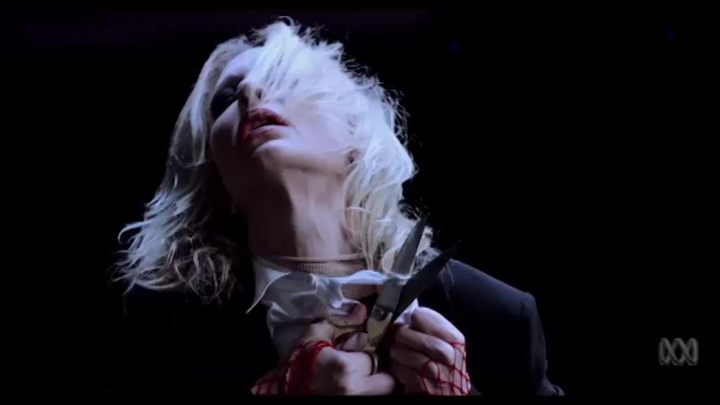 New footage from RED starring Cate Blanchett