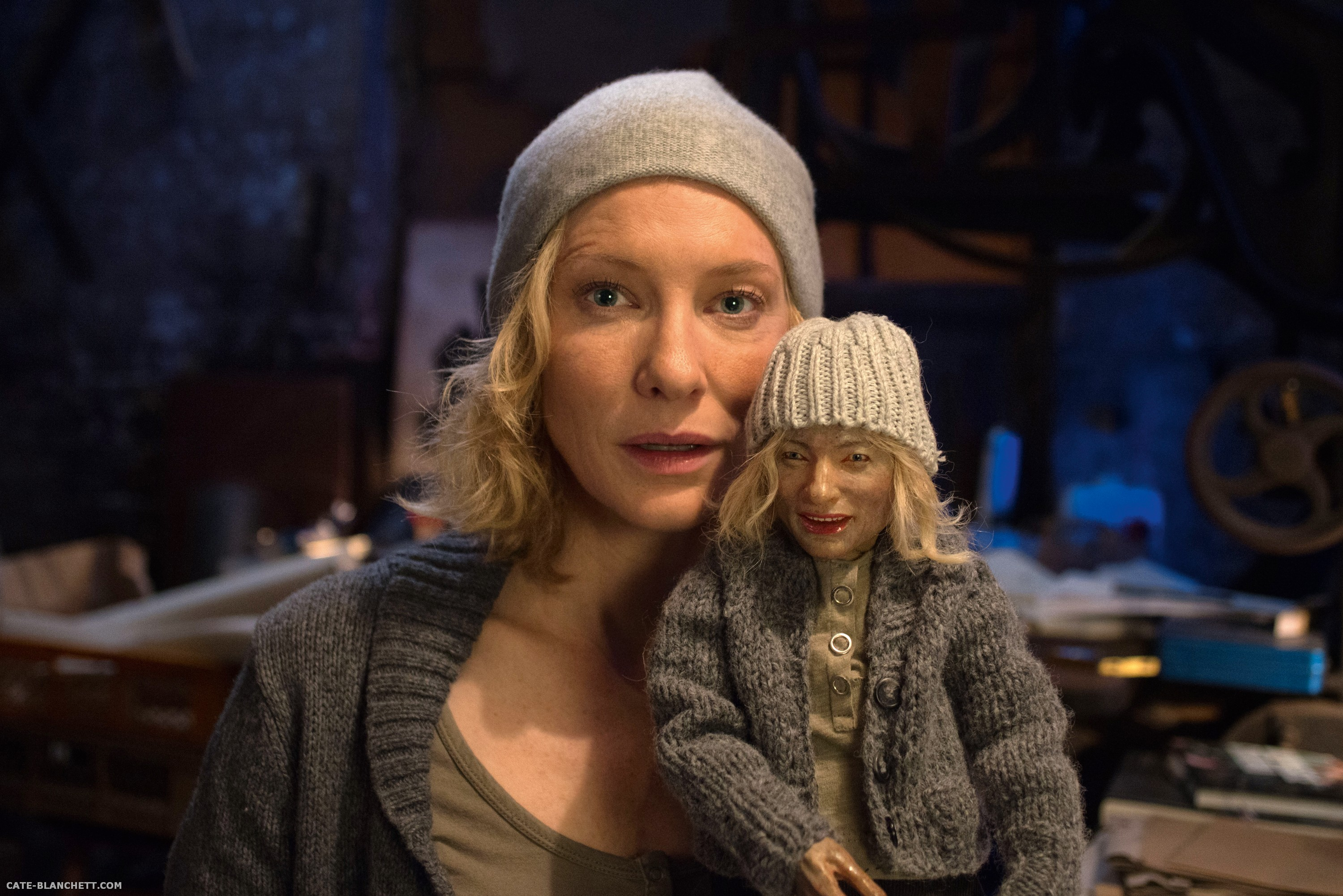 Cate Blanchett on her new film 'Manifesto: Three promotional interviews