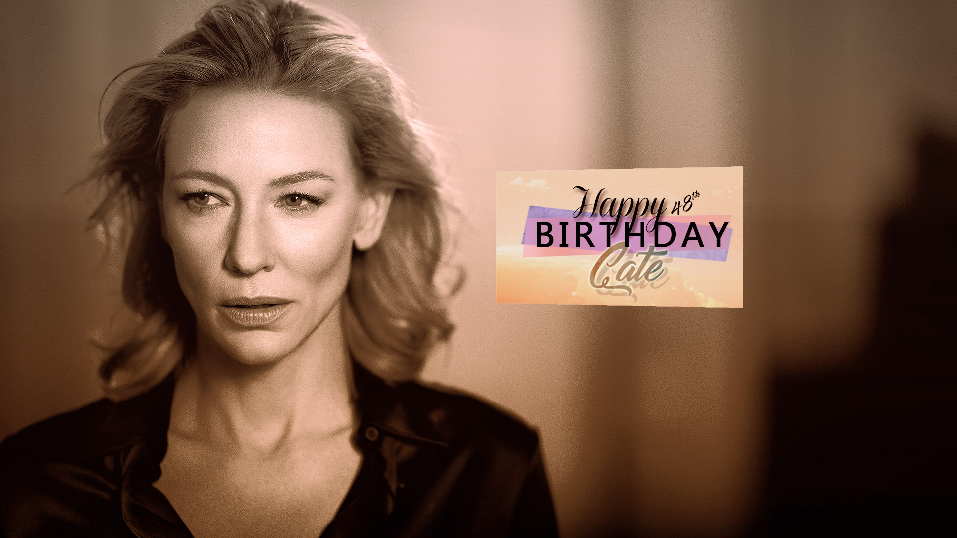 Happy Birthday Cate!