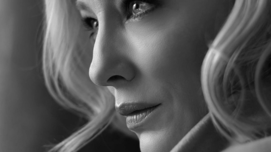 Cate Blanchett for Giorgio Armani's Sì Is My Self