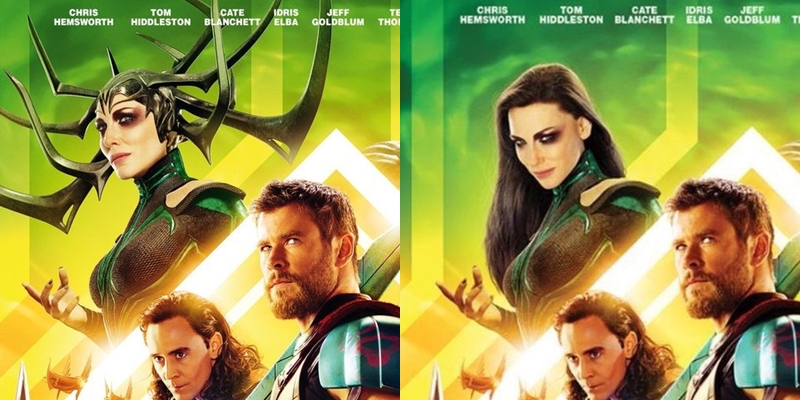 Two new THOR: RAGNAROK International Posters + L.A. Premiere Infos!