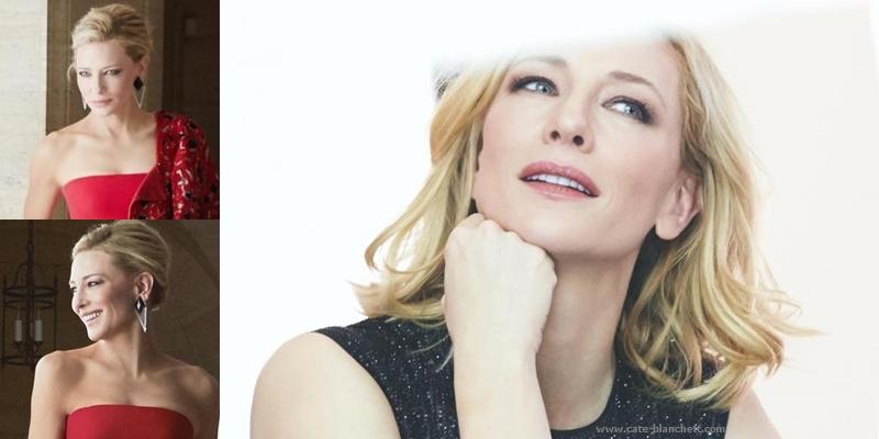 [Interview] Cate Blanchett: elle dit «Sì» à l'aventure