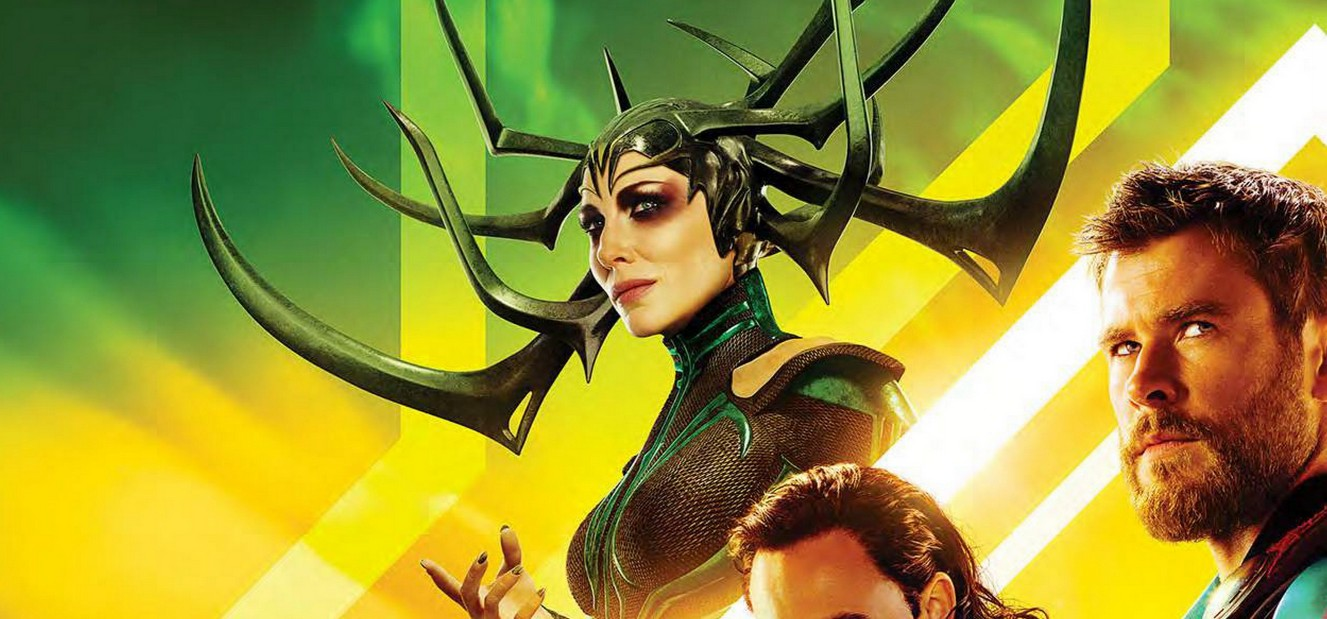 Thor Ragnarok: Best Movie (Italy) Scans