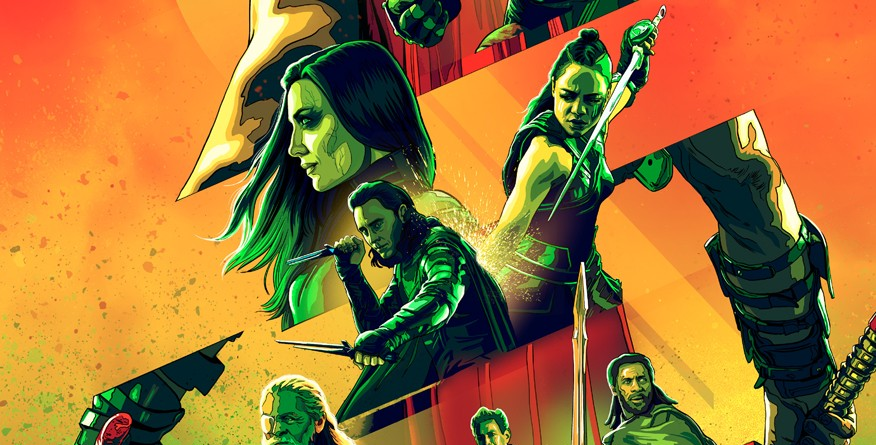 Thor Ragnarok – New poster + Australian promotional events