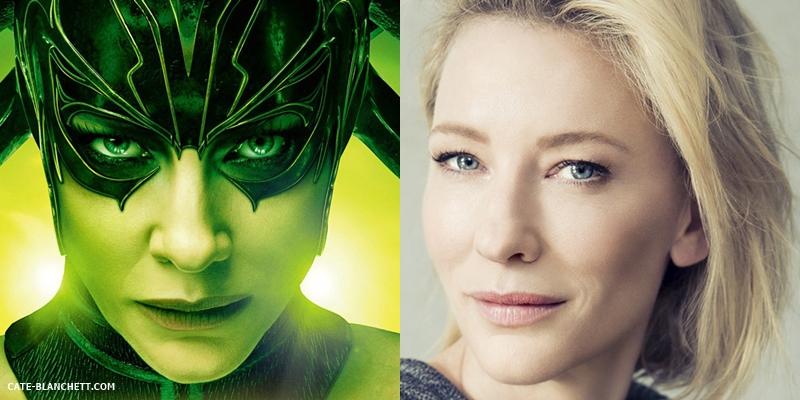 Interview with Cate Blanchett this Wednesday on Entertainment Tonight