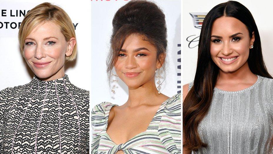 Cate Blanchett, Zendaya Among 2017 InStyle Awards Honorees