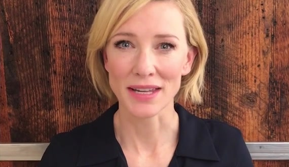 Cate Blanchett supports Australian Marriage Equality
