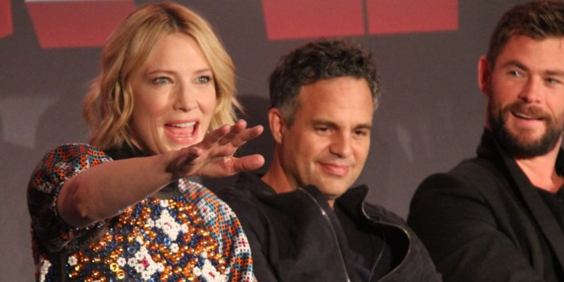 Marvel Studios' THOR Ragnarok L.A. Press Conference – Video, Screencaptures & Photos