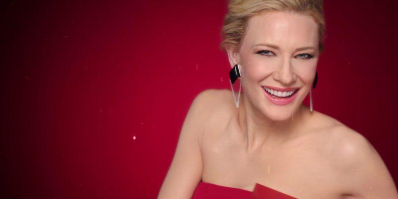 Cate Blanchett Fan At Cate Blanchettcom New Ad Cate Blanchett