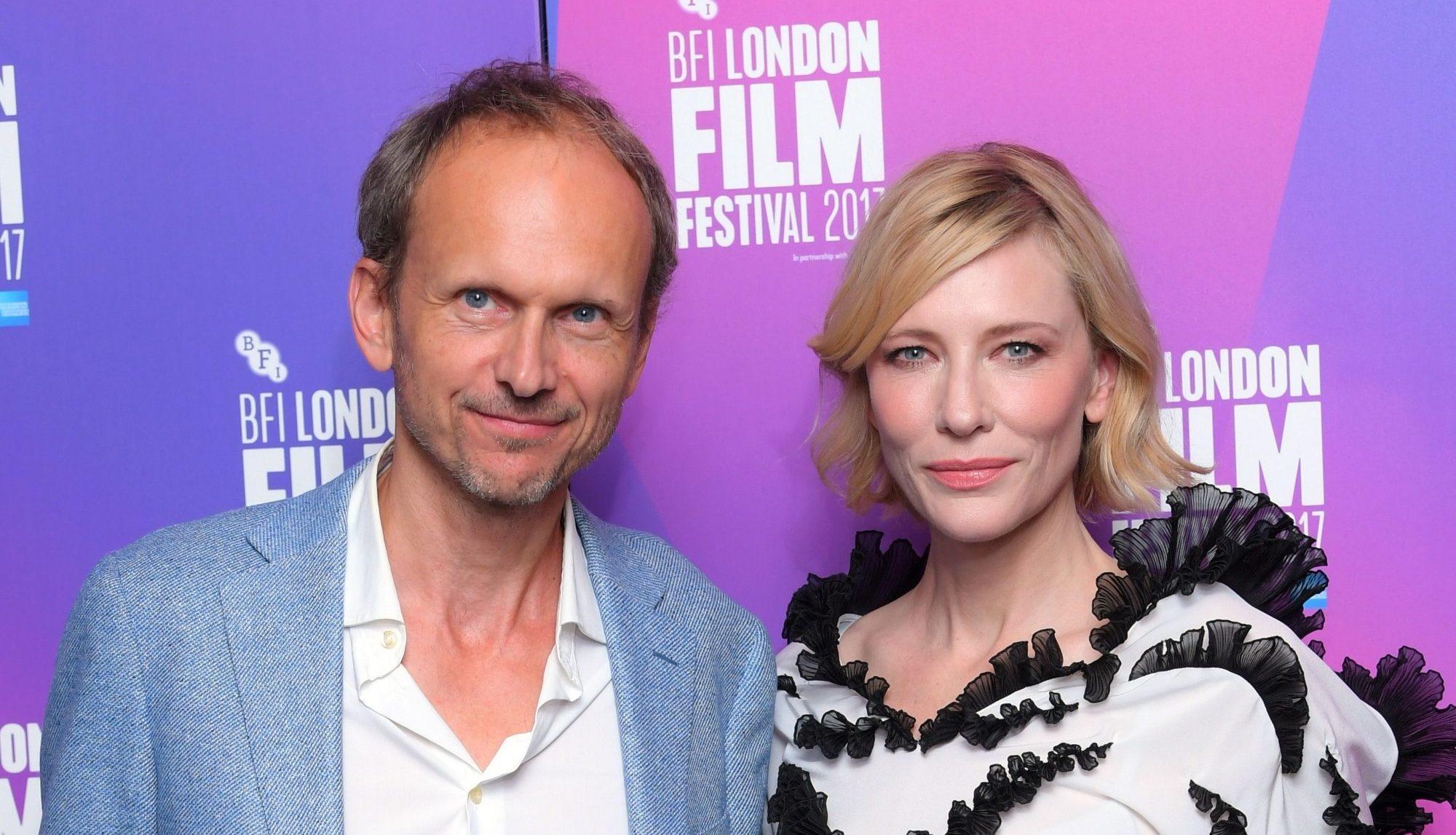 Cate Blanchett and Julian Rosefeldt – LFF Connects – 61st BFI London Film Festival