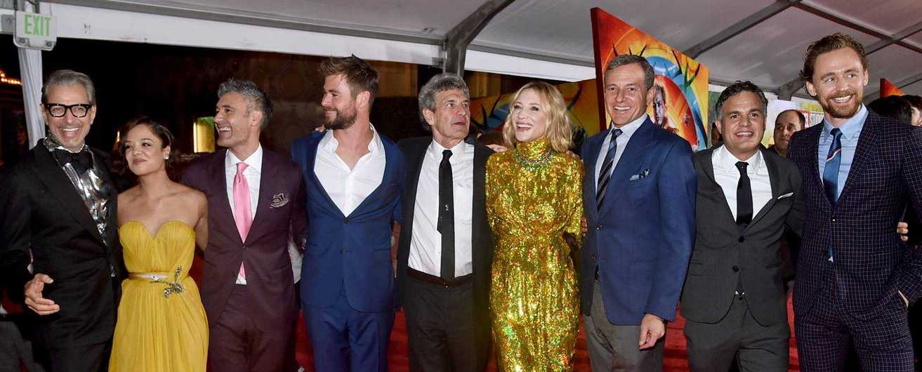 Thor: Ragnarok LA Premiere – Additional photos