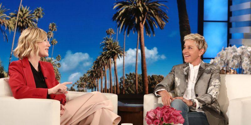 The Ellen DeGeneres Show – Screencaptures