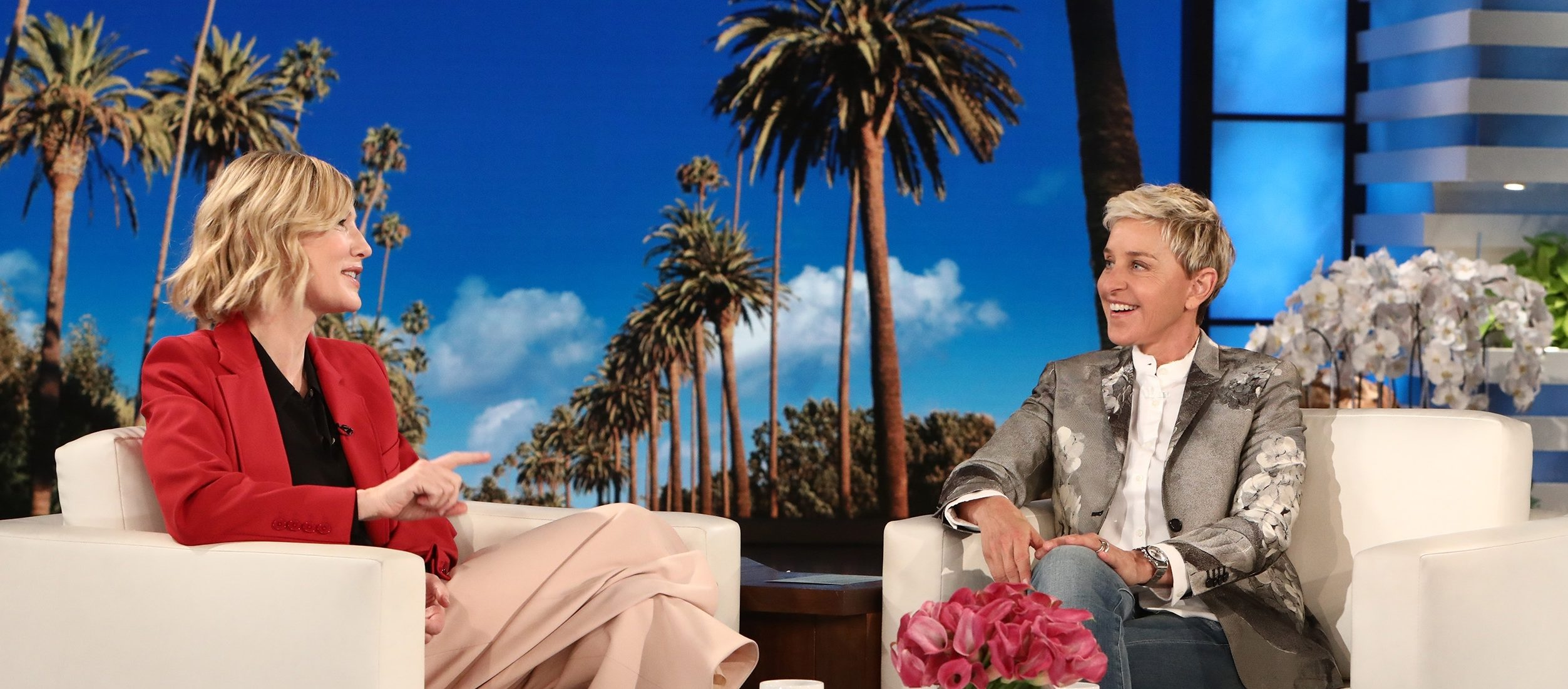 The Ellen DeGeneres Show – Screencaptures