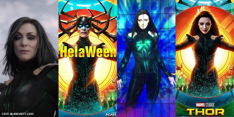 Thor Ragnarok: New trailer, interview, poster and images from Cate Blanchett's #Hela