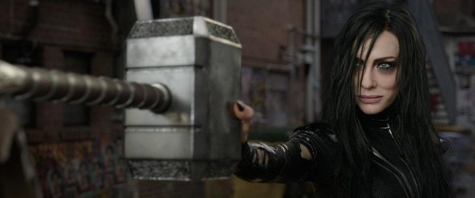 Thor: Ragnarok – Cate Blanchett and Zoe Bell on creating Marvel's first female super-villain