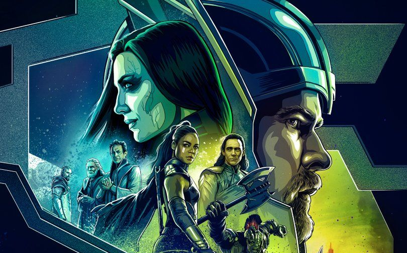 Thor: Ragnarok – New promotional videos, poster and interview