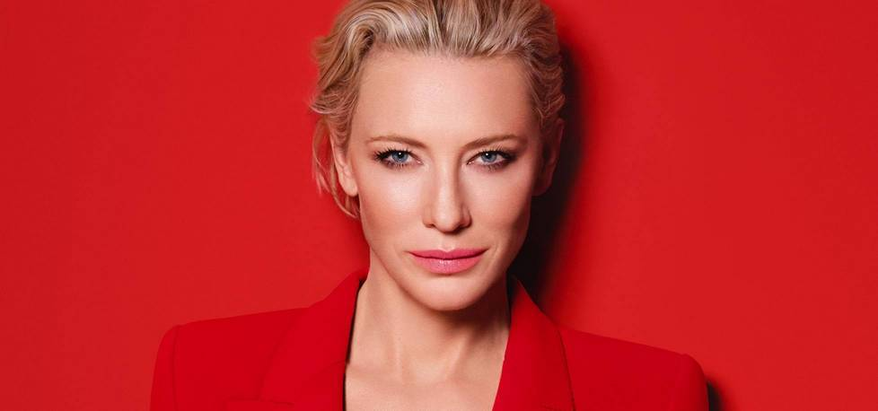Cate Blanchett is the face of the new Sì Passione